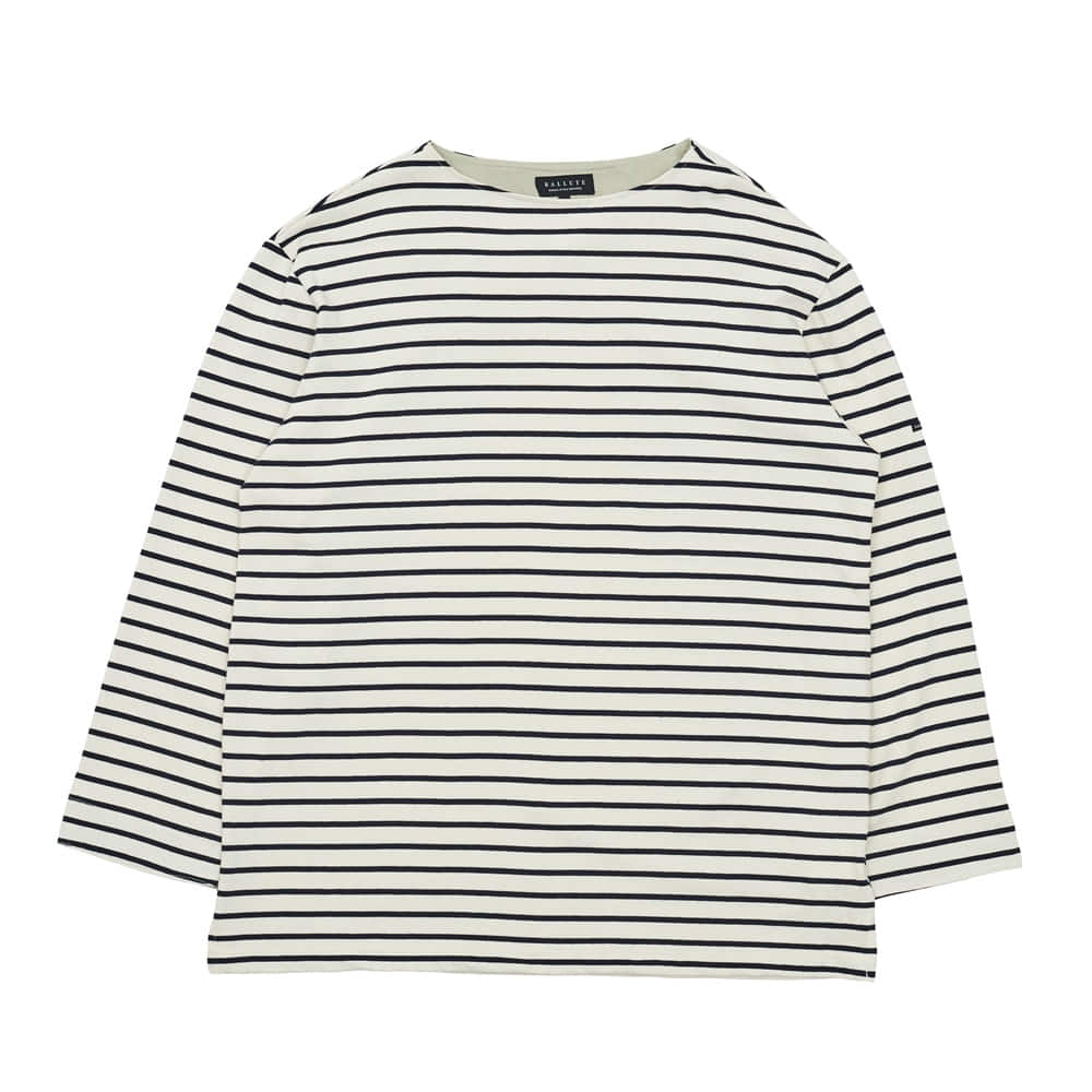 FRENCH NAVAL LONG SLEEVE (IVORY)