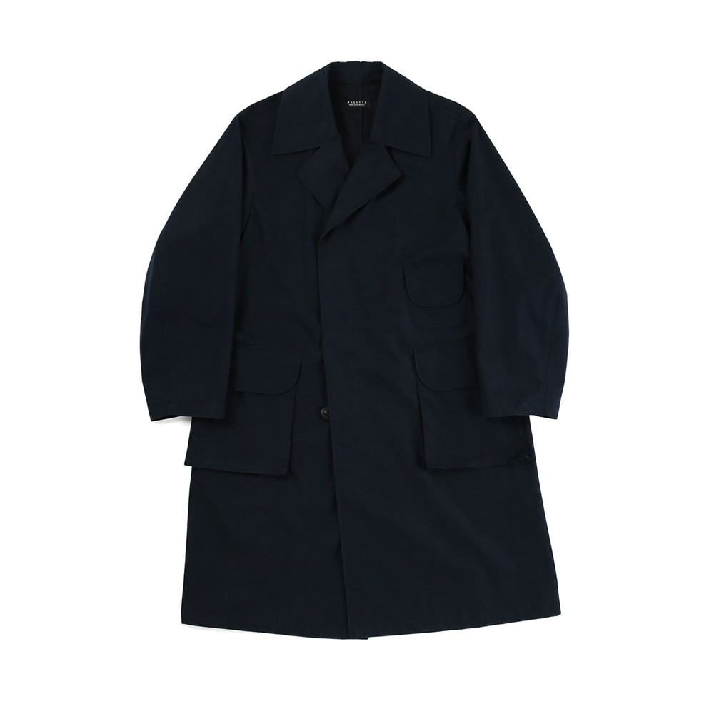 ALL WEATHER COAT ( NAVY )