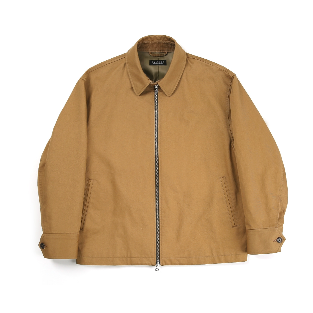 EASY DRIZZLER JACKET ( TAN )