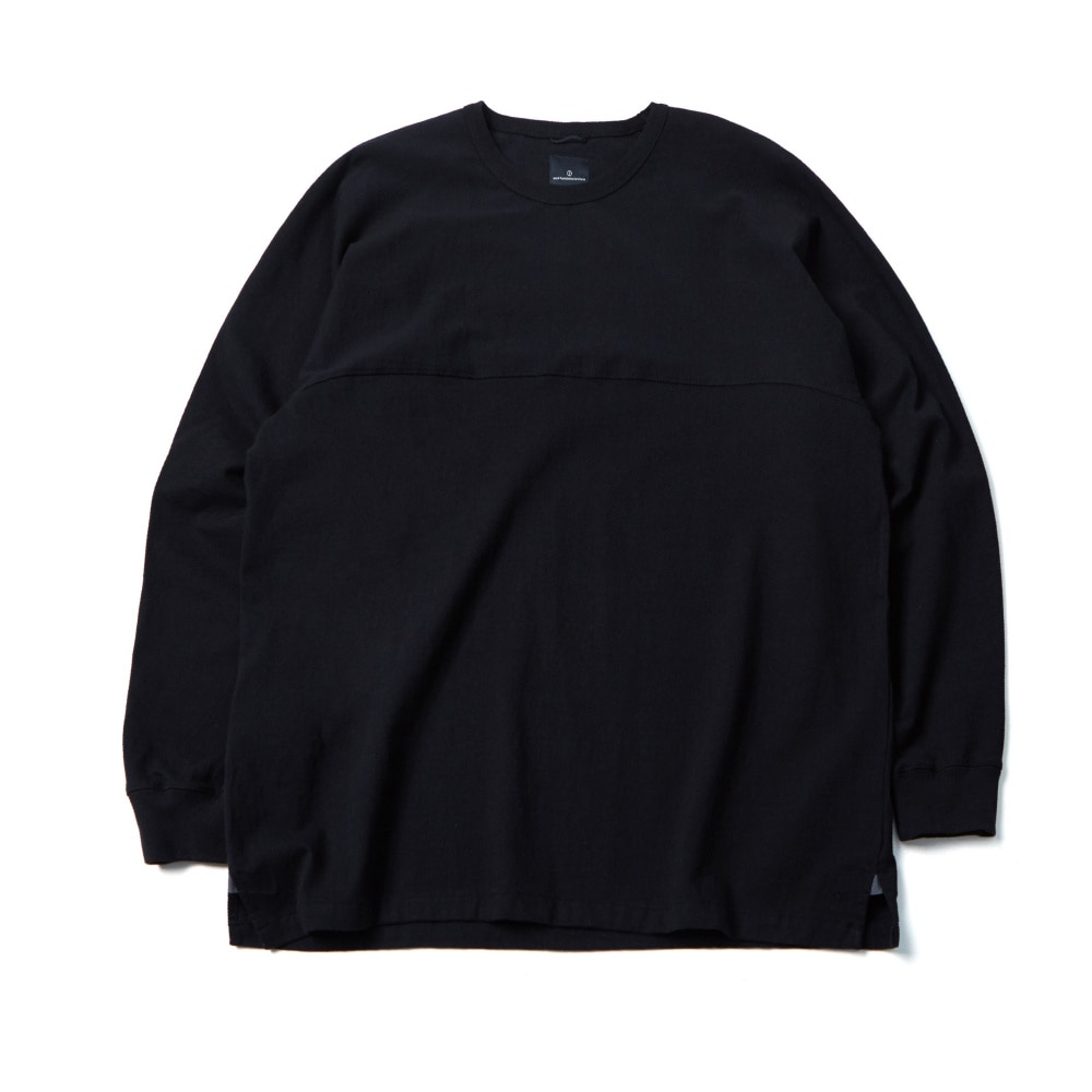 A.H LESS LONG SLEEVE BLACK