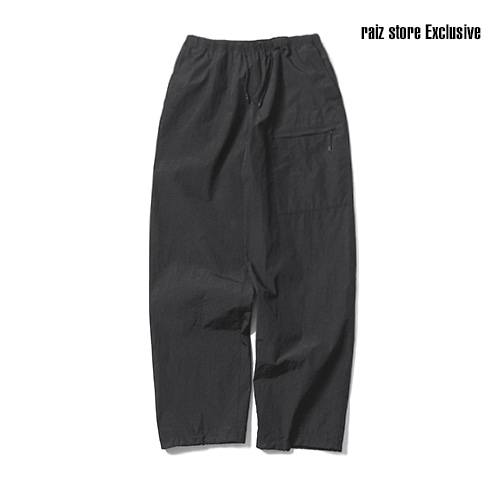 UNIFORM PANTS CHACOAL