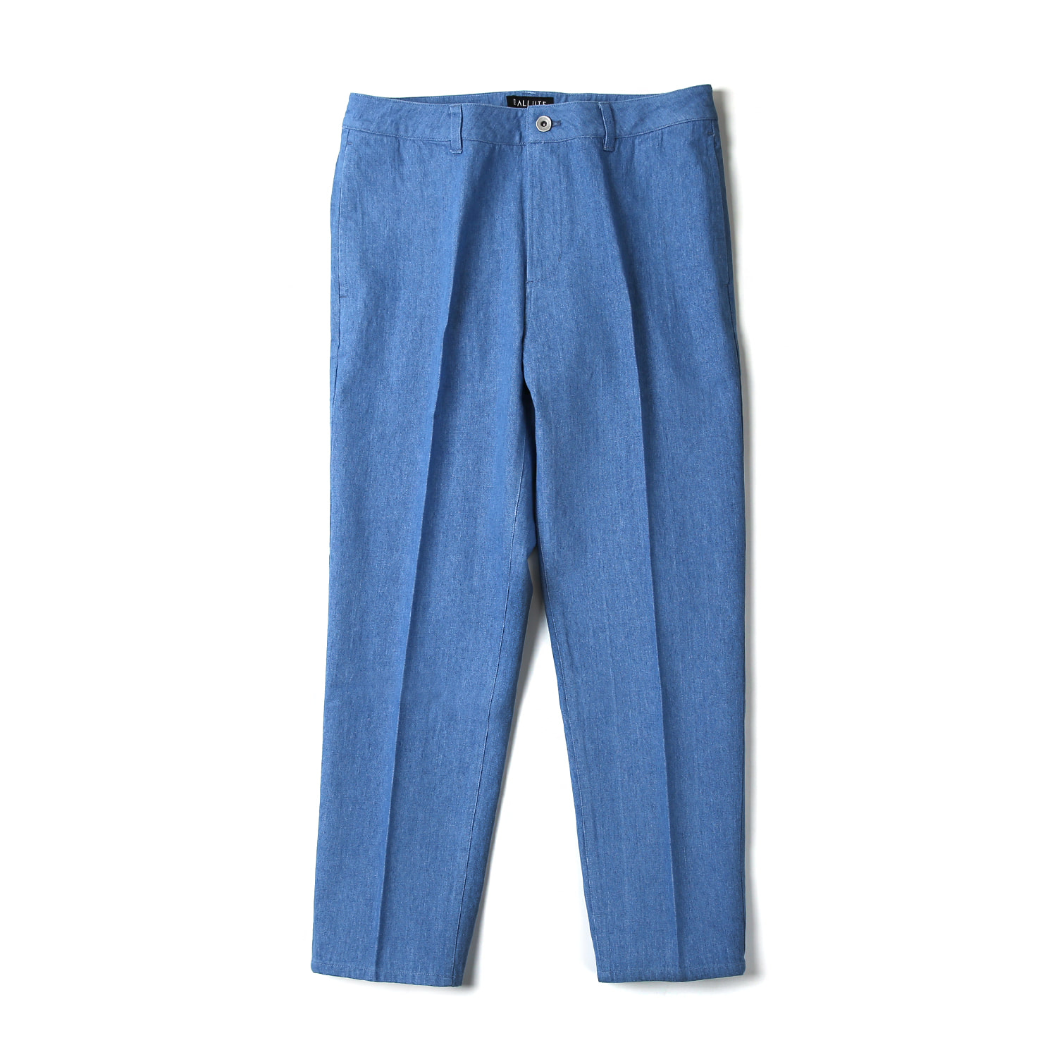 FRENCH WORK TROUSERS (WASHED)