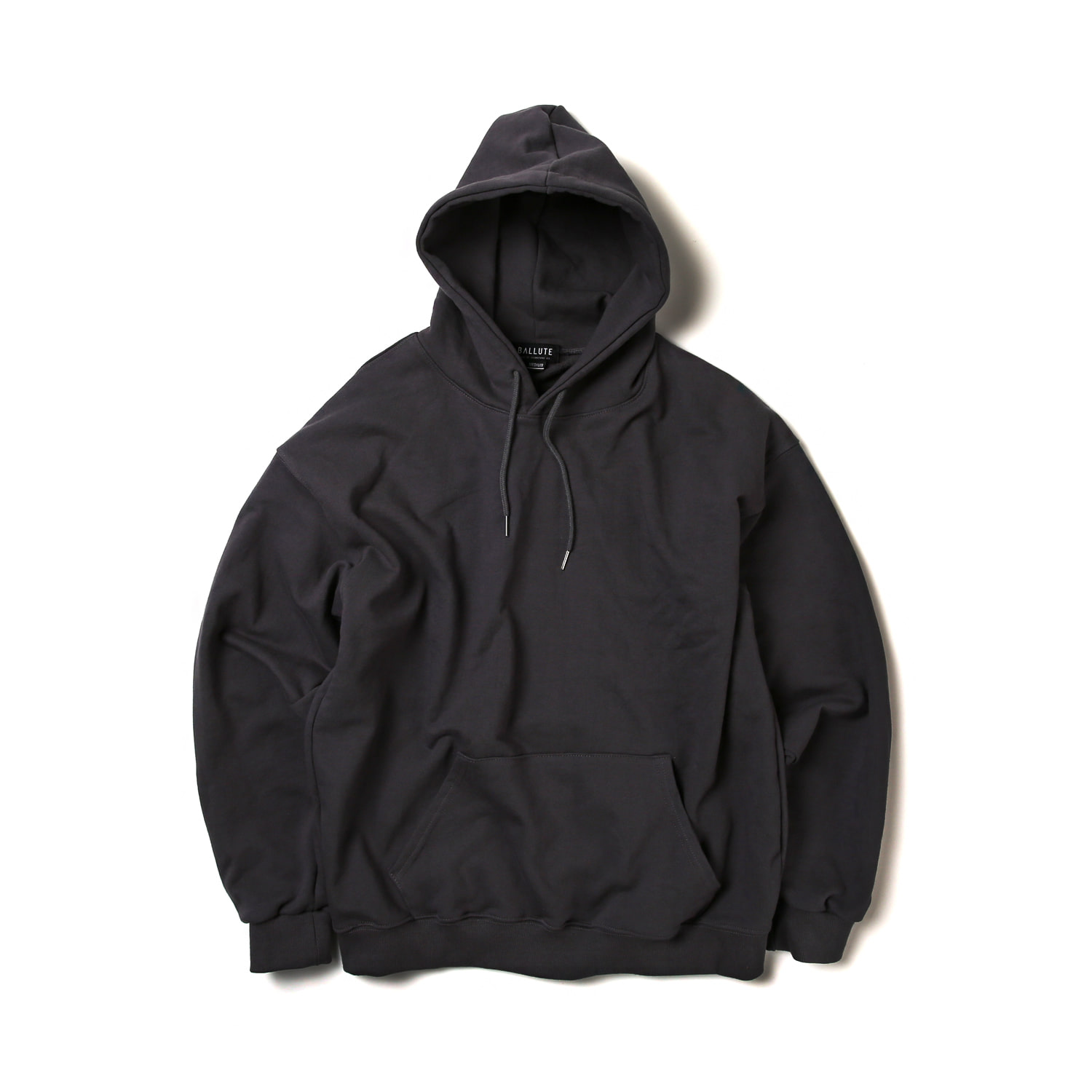 4 SEASONS HOODY (CHARCOAL)