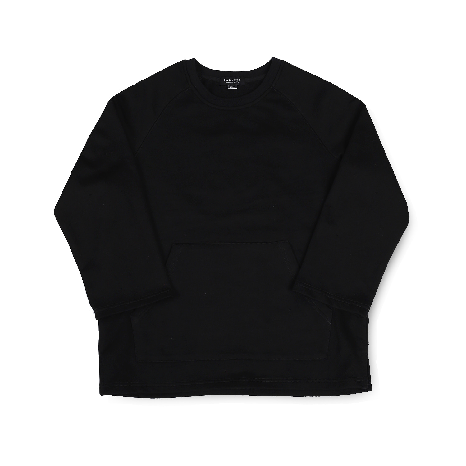 EASY SLEEVE SWAETSHIRT (BLACK)