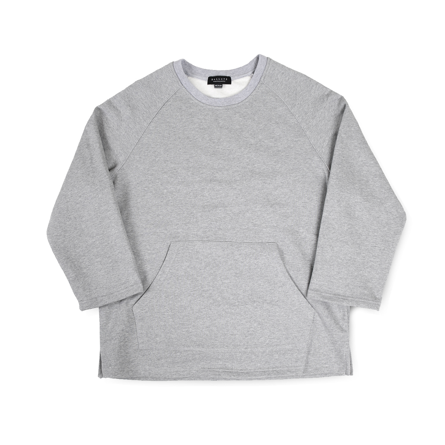 EASY SLEEVE SWEATSHIRT (GREY)