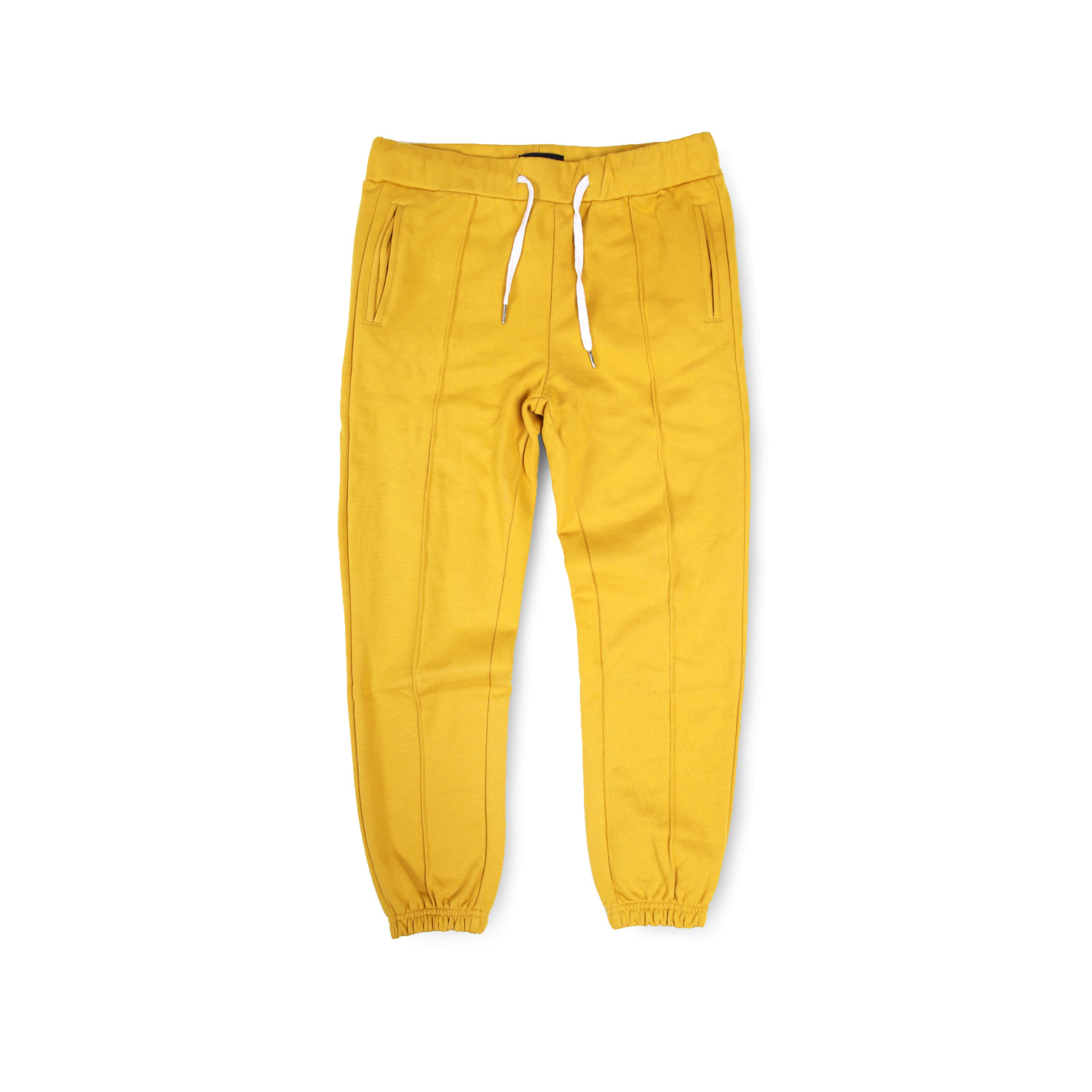 EASY SWEAT PANTS (MUSTARD)