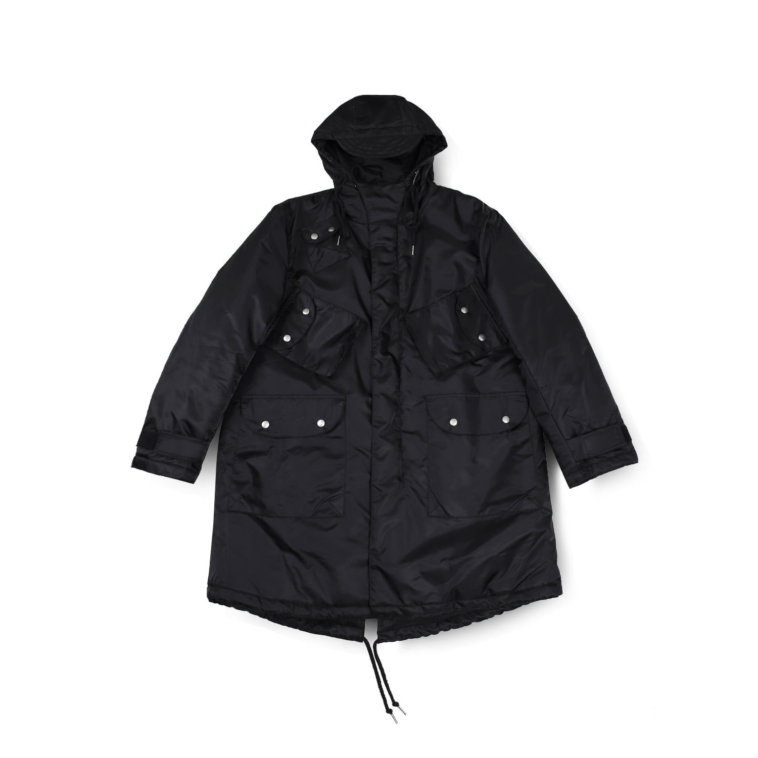 C-1 BLIZZARD PARKA (BLACK)