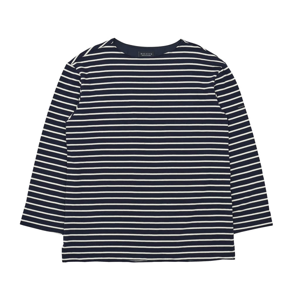 FRENCH NAVAL LONG SLEEVE (NAVY)