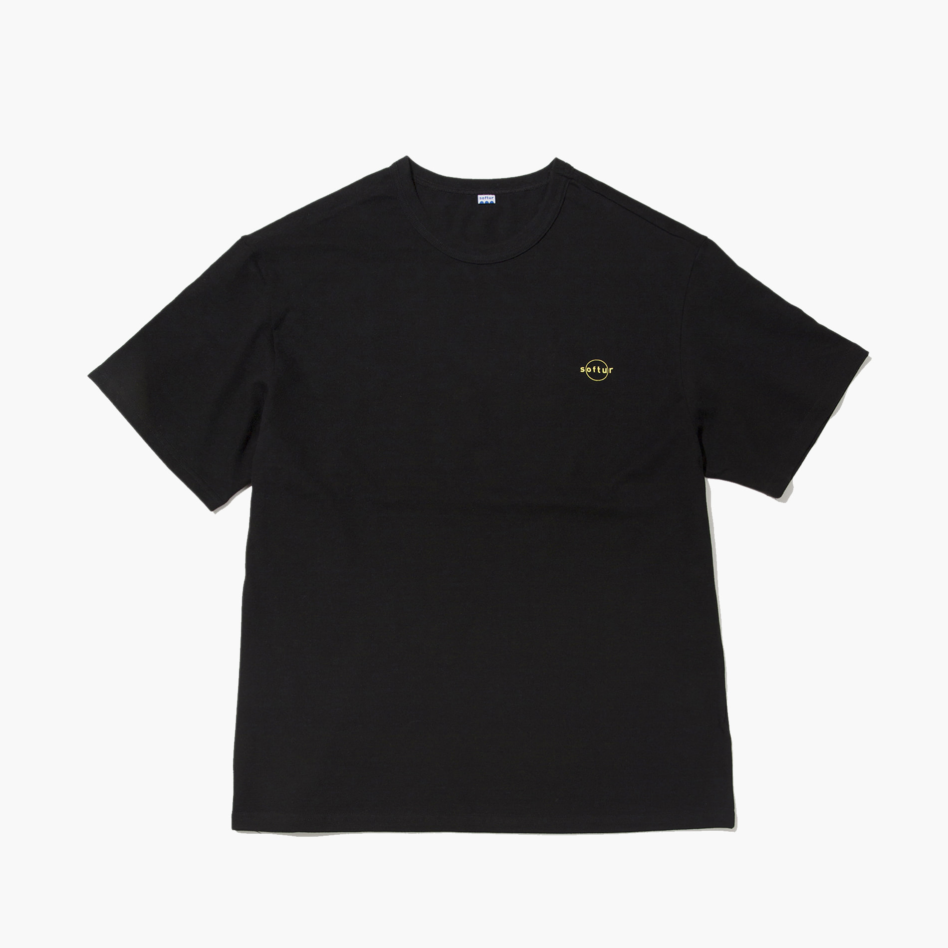 SOFTUR T-SHIRT (BLACK)