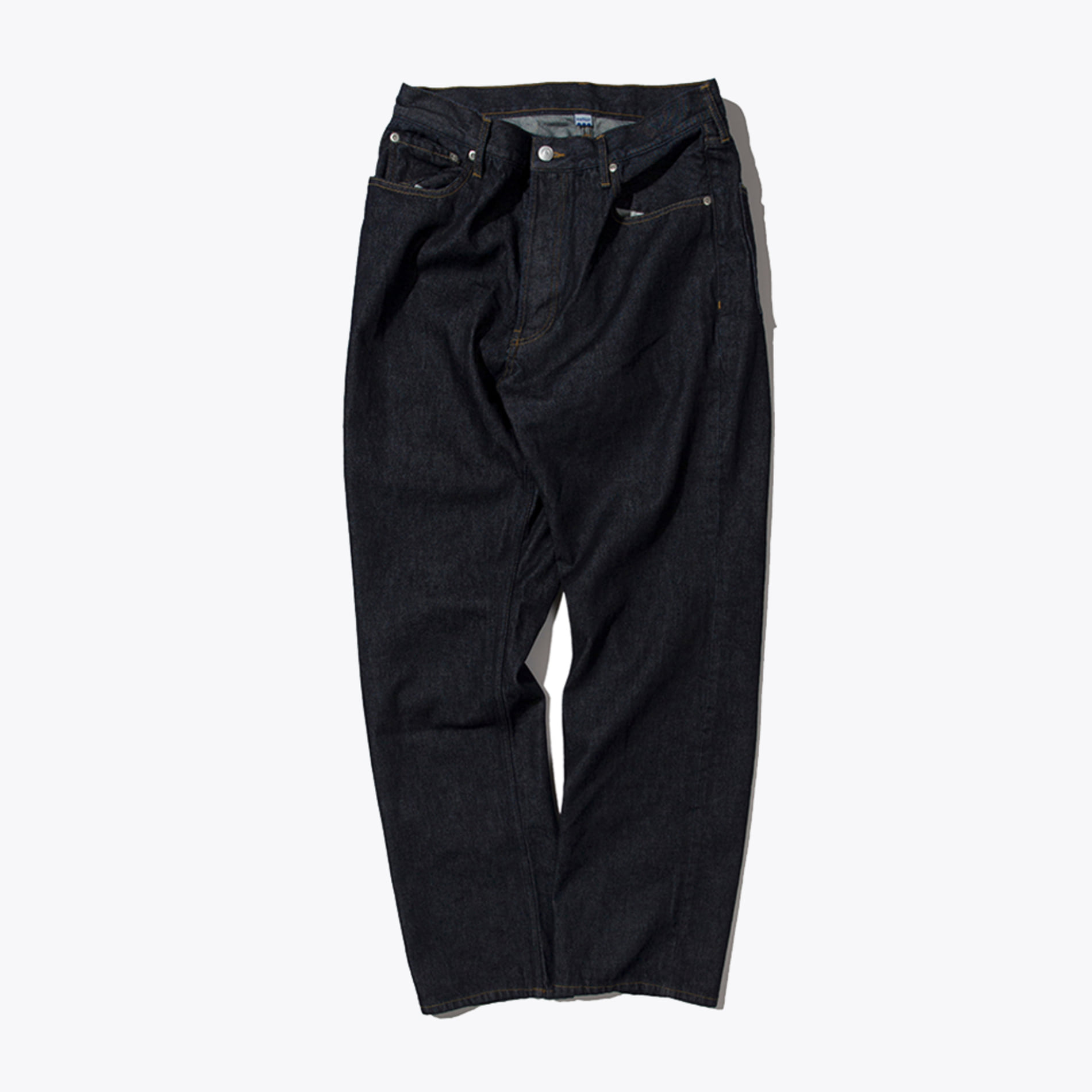 REGULAR DENIM PANTS (INDIGO)