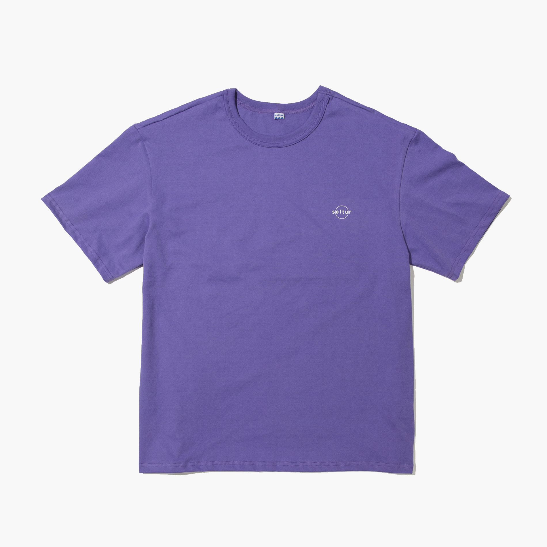 SOFTUR T-SHIRT (PURPLE)