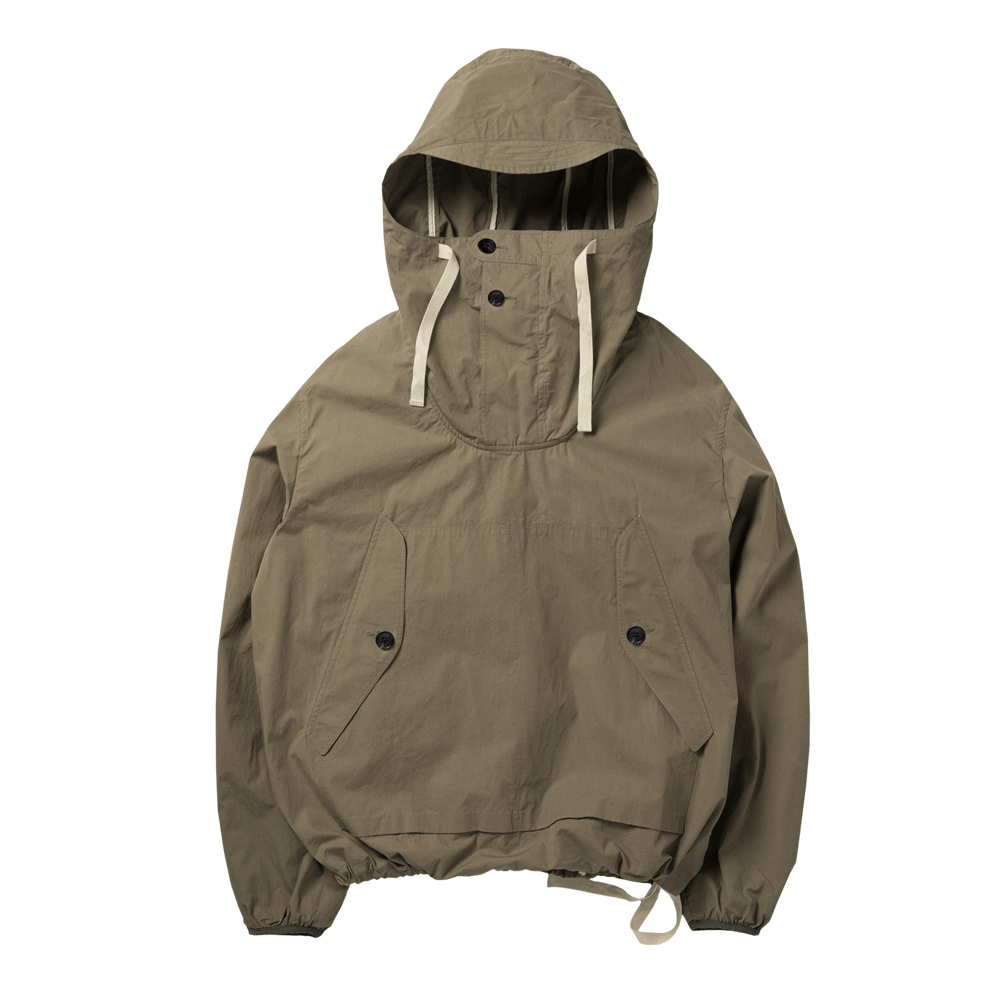 303. Cotton Anorak Khaki