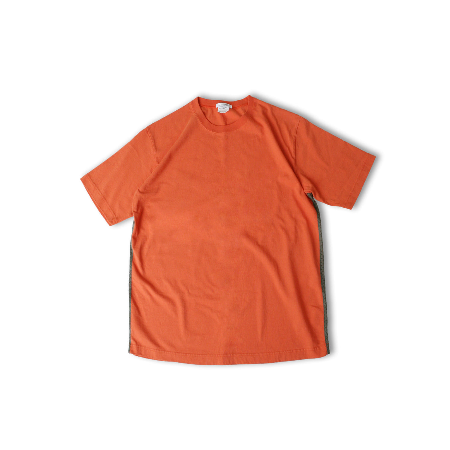 Breathe vent t-shirts orange