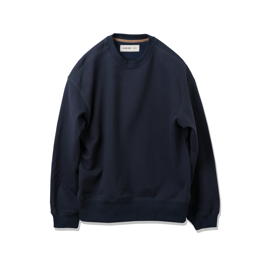 105. Oversized Sweat Shirts Navy