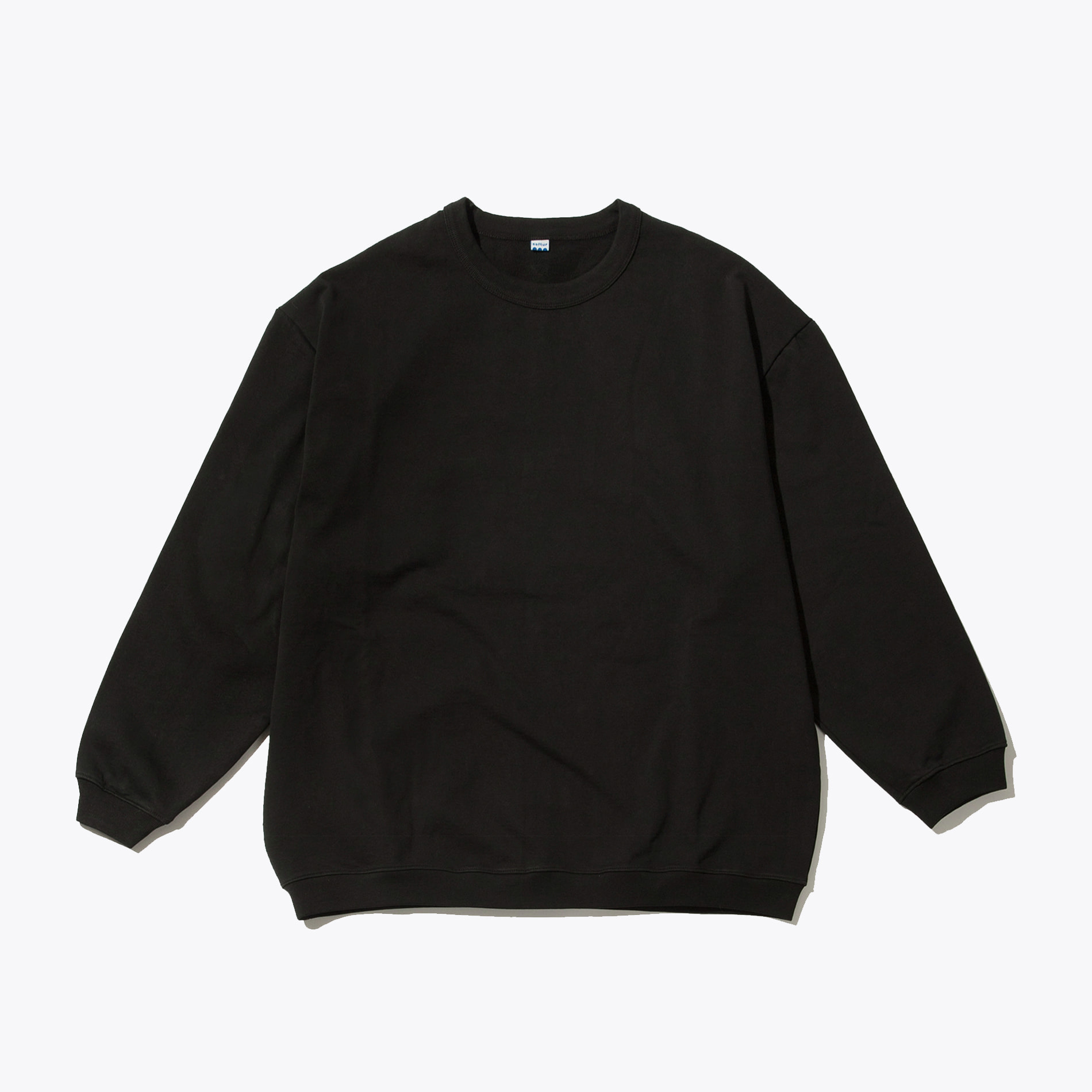BAGGY SWEATSHIRT BLACK
