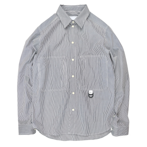 Striped Hiker Shirts / Black Stripe