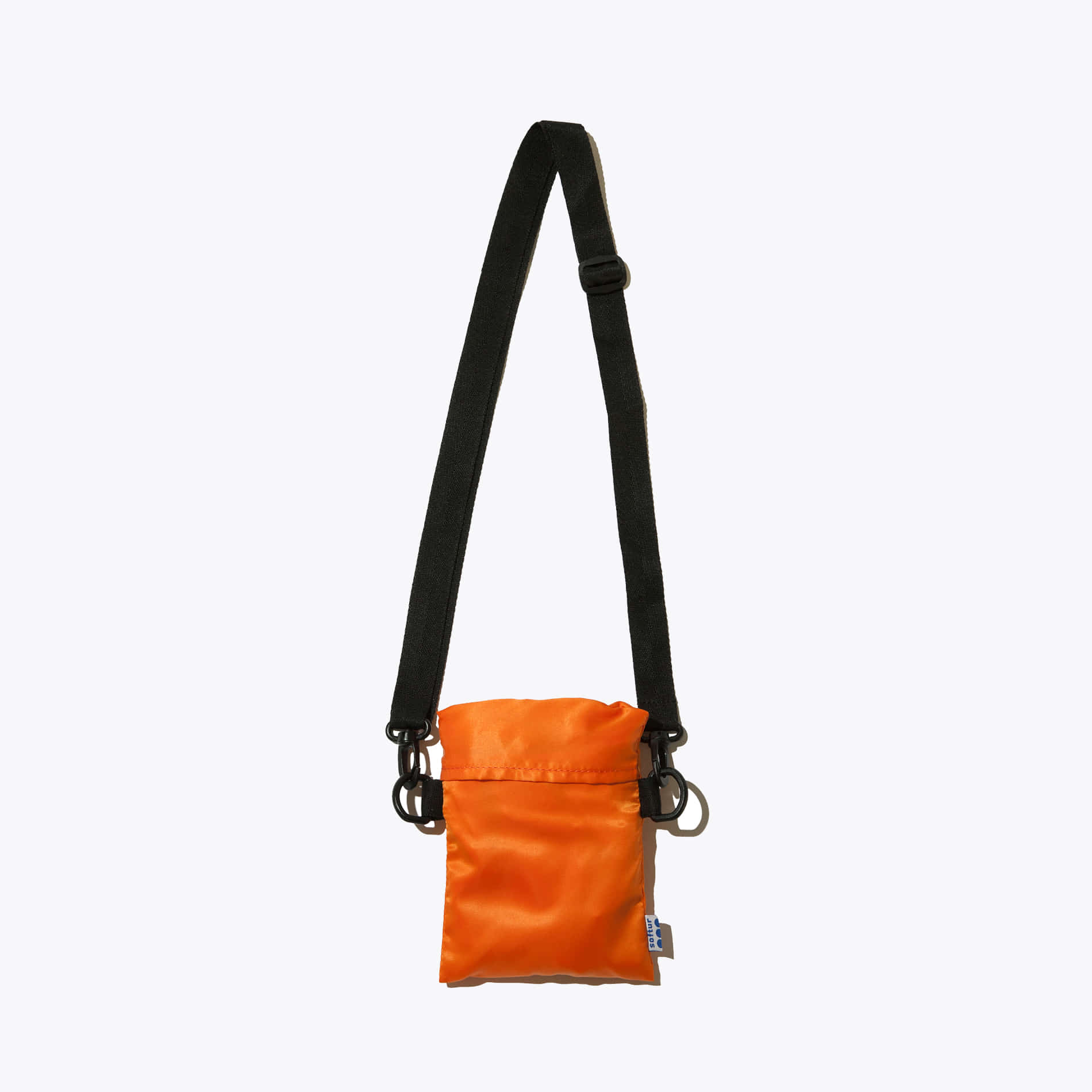 LAUNDRY TOTE BAG ORANGE