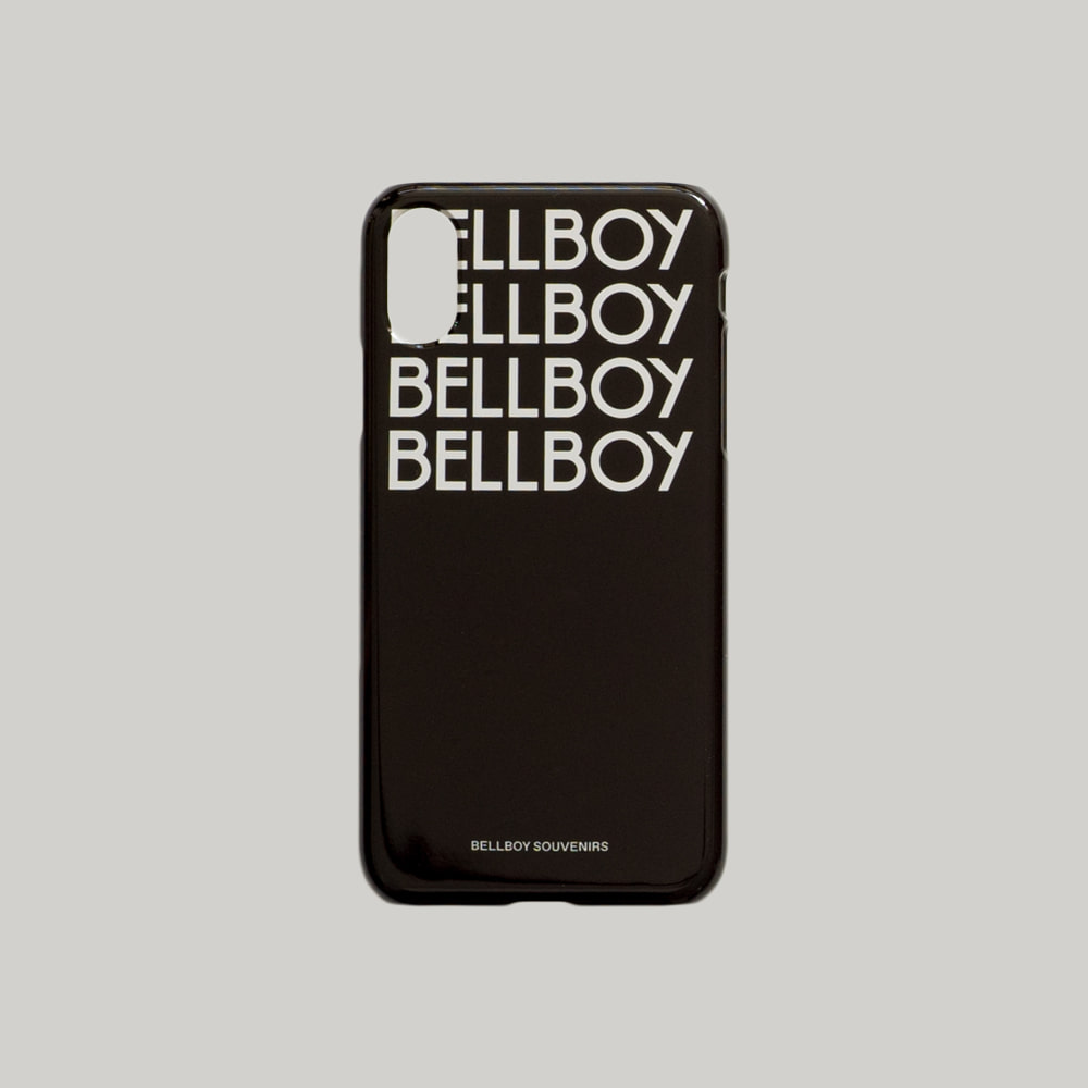 BELLBOY iPhone Case - BLACK