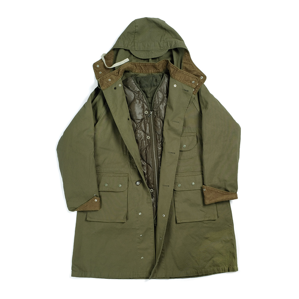 MOUNTAIN DIVISION PARKA (OLIVE)