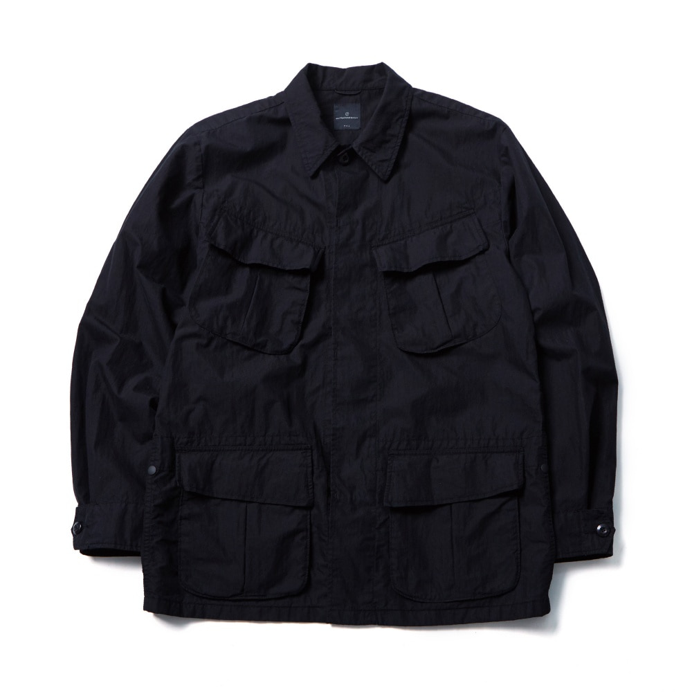 DYED FATIGUE JACKET NAVY