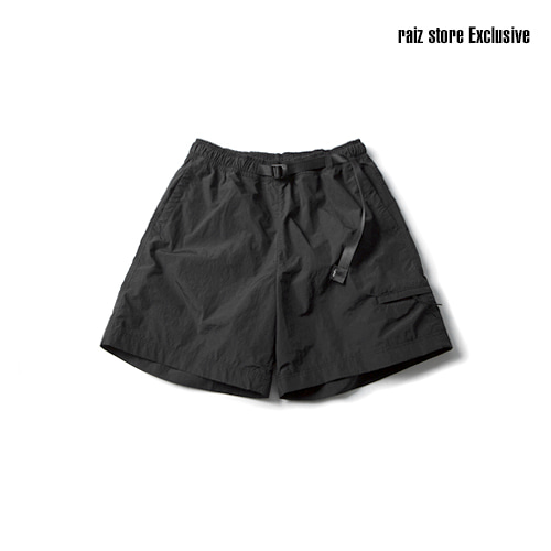 UNIFORM SHORTS CHACOAL