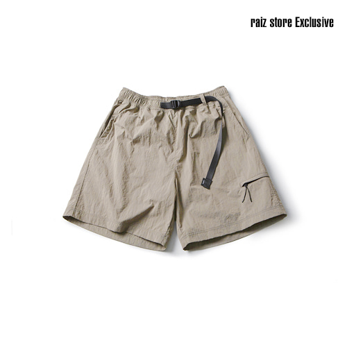 UNIFORM SHORTS BEIGE