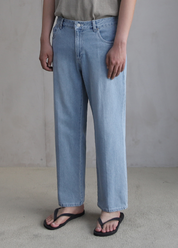 ESSENTIAL DAILY DENIM (WASHED)