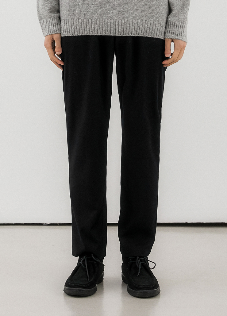 발루트셋업,ALL WEATHER STANDARD PANTS BLACK